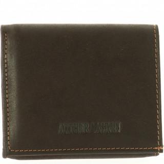 Arthur et Aston Louis Porte Monnaie Boîte 94-771 Chataigne face