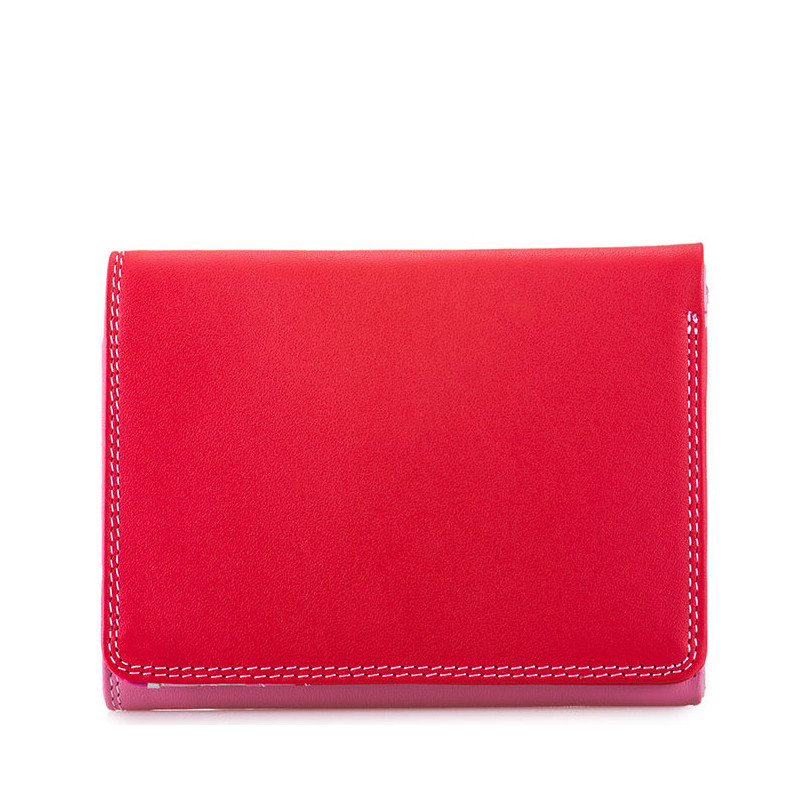 Mywalit Portefeuille 3 Volets Cuir Nappa 57 Ruby