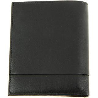 Arthur et Aston Portefeuille 3 Volets 1449-127 Noir
