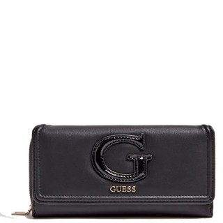 Guess Chrissy Compagnon Dos A Dos Large Black
