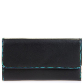 Mywalit Compagnon Dos A Dos Cuir Nappa Black Pace