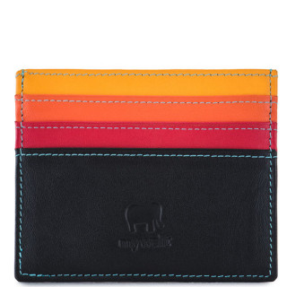 Mywalit Porte Cartes Cuir Nappa Black Pace