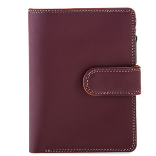 Mywalit Portefeuille Snap Medium Cuir Chianti