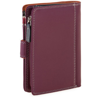Mywalit Portefeuille Snap Medium Cuir Chianti dos