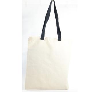 Farfouillette Tote Bag de Noël Sac fourre-tout HO HO HO  Naturel