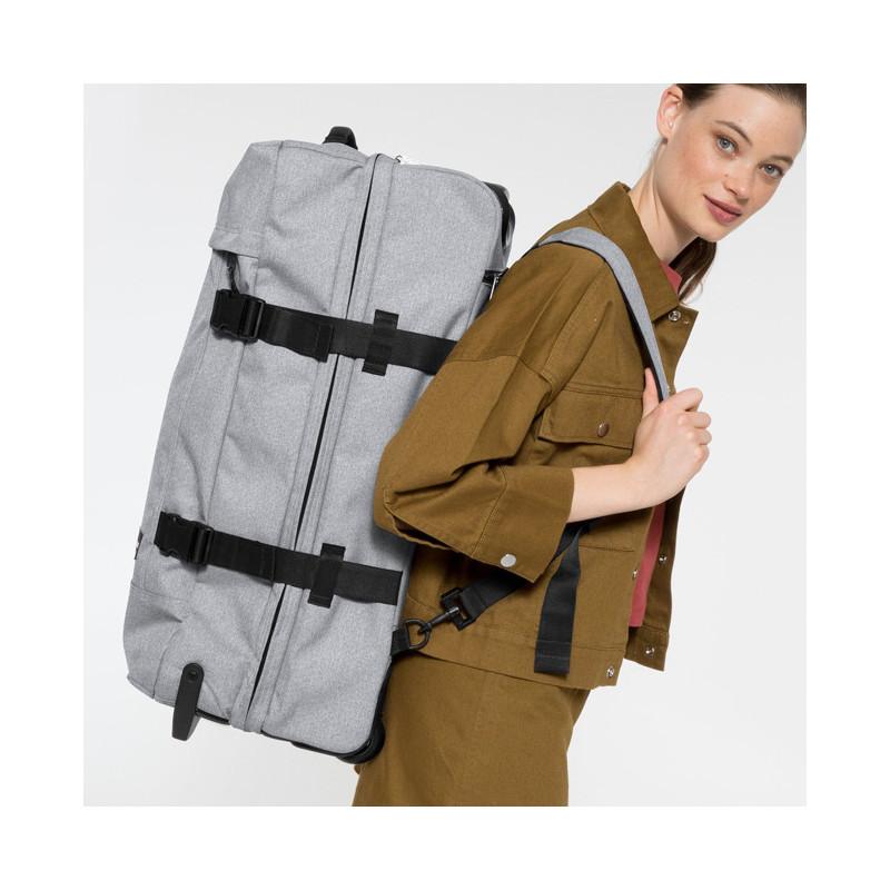 Eastpak Strapverz M (TSA) Bagage et Sac à Dos 363 Sunday Grey