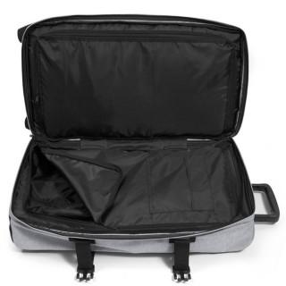 Eastpak Strapverz M (TSA) Bagage et Sac à Dos 363 Sunday Grey OUVERT