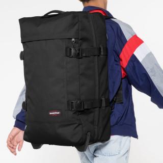 Eastpak Strapverz M (TSA) Bagage et Sac à Dos 008 Black