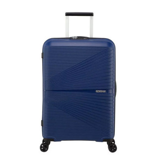 American Tourister Airconic Spinner 67 cm Valise Trolley 4 Roues Midnight Navy