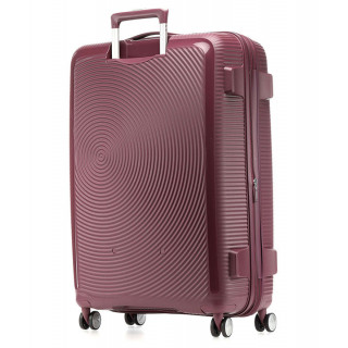 American Tourister Sound Box 77 cm Valise Trolley 4 Roues Burgundy