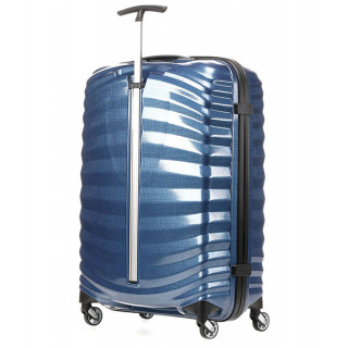 Samsonite Lite-Shock Spinner 69cm Valise Trolley 4 roues Dark Blue