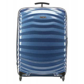 Samsonite Lite-Shock Spinner 75cm Valise Trolley 4 roues Dark Blue