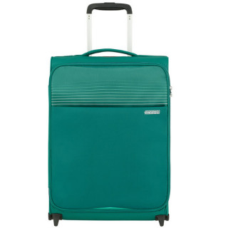 American Tourister Lite Ray 55 cm Valise Cabine Trolley 2 Roues Forest Green