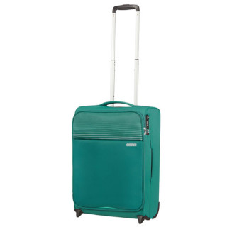 American Tourister Lite Ray 55 cm Valise Cabine Trolley 2 Roues Forest Green troley