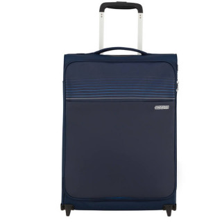 American Tourister Lite Ray 55 cm Valise Cabine Trolley 2 Roues Midnight Navy