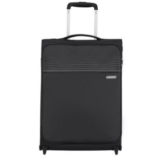 American Tourister Lite Ray 55 cm Valise Cabine Trolley 2 Roues Jet Black
