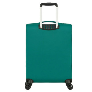 American Tourister Lite Ray 55 cm Valise Cabine Trolley 4 Roues Extensible Forest Green dos