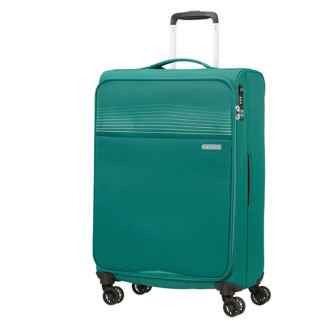 American Tourister Lite Ray 69 cm Valise Trolley 4 Roues Forest Green