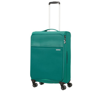 American Tourister Lite Ray 69 cm Valise Trolley 4 Roues Forest Green cote