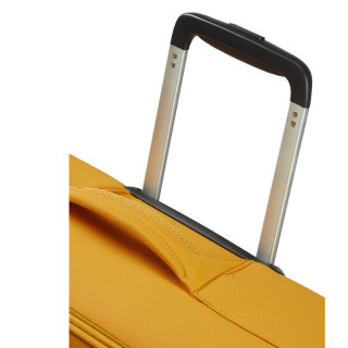 American Tourister Lite Ray 69 cm Valise Trolley 4 Roues Golden Yellow trolley