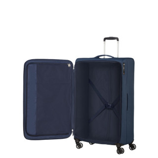 American Tourister Lite Ray 81 cm Valise Trolley 4 Roues Midnight Navy