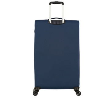 American Tourister Lite Ray 81 cm Valise Trolley 4 Roues Midnight Navy dos
