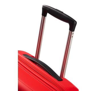 American Tourister Sunside Spinner 55 cm Valise Cabine Trolley 4 Roues Sunset Red trolley