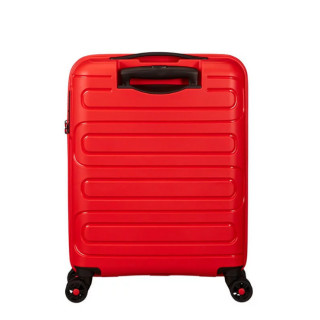 American Tourister Sunside Spinner 55 cm Valise Cabine Trolley 4 Roues Sunset Red dos