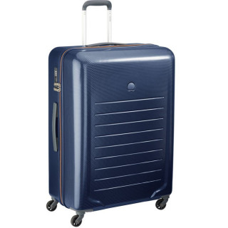 Delsey Toliara Valise XL Trolley 76cm Bleu Nuit dos