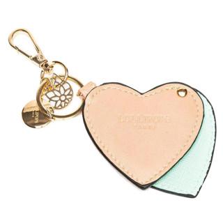 Lollipops Flambeur Heart porte clés Vert