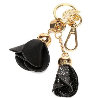 Lollipops Flambeur Rose porte clés Noir