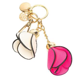 Lollipops Flambeur Rose porte clés Rose