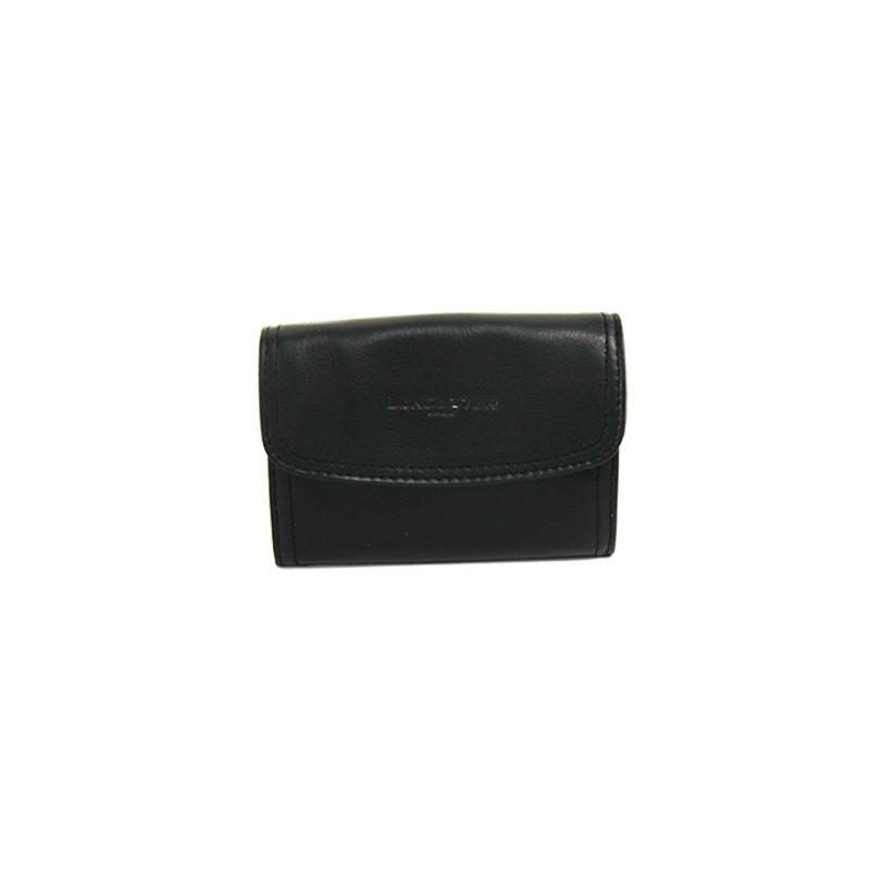 Lancaster Soft Vintage Porte Monnaie 120-21 Noir