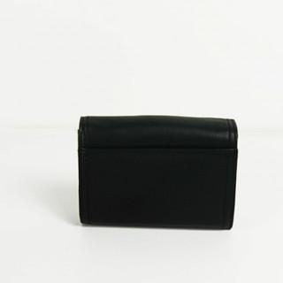 Lancaster Soft Vintage Porte Monnaie 120-21 Noir dos