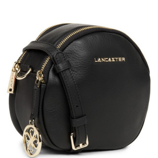 Lancaster Mademoiselle Ana Sac Trotteur Rond 573-91 noir