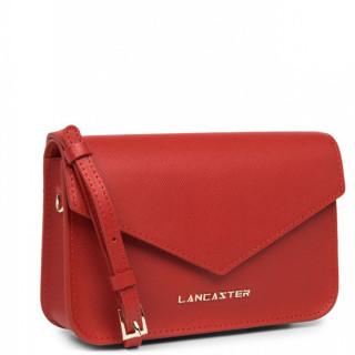 Lancaster Adeline Sac Pochette 527-07 Rouge