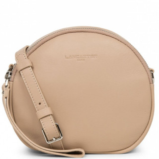 Lancaster Soft Nappa Sac Trotteur Rond 577-01 Cappuccino