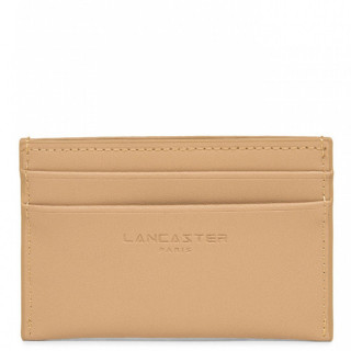 Lancaster City Philos Porte cartes 123-15 Naturel