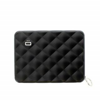 Ogon Quilted Passport Black