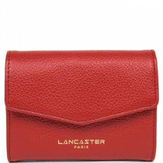Lancaster Dune Porte Monnaie 129-19 Rouge