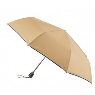 Parapluie Pliant Automatique Piganiol Essentiel Beige