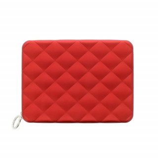Ogon Quilted Passport Red dos