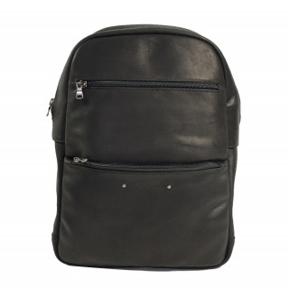 sac à dos cuir pour homme couleur noir