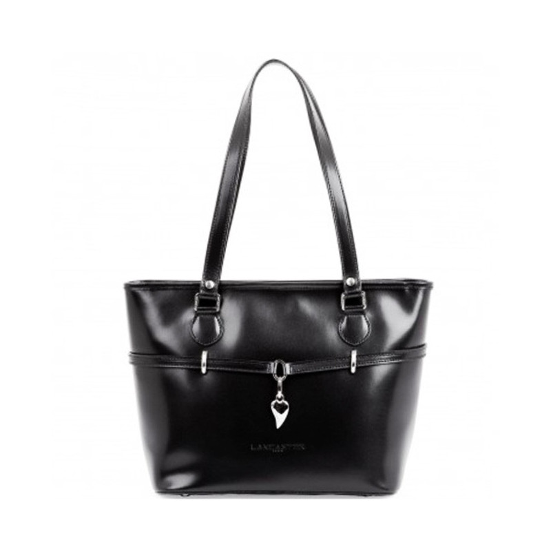 Lancaster Versailles Sac Shopping 438-83  -Noir