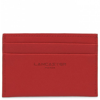 Lancaster City Philos Porte cartes 123-15 Rouge