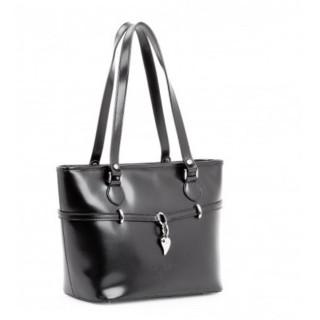 Lancaster Versailles Sac Shopping 438-83  -Noir profil