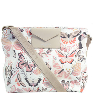 Lancaster Maya Butterfly Sac Besace 517-96 Galet Multi