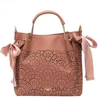 Lollipops F Damma Sac A Main et Pochette Rose