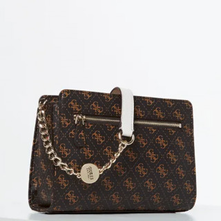 Guess Lorenna Sac Trotteur Brown