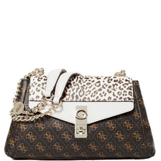 Guess Lorenna Sac Epaule Brown